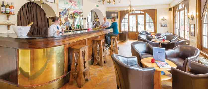 Chalet Hotel Sapiniere bar